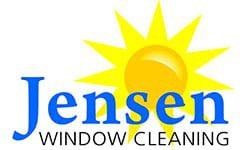 Jensen Window Cleaning Logo